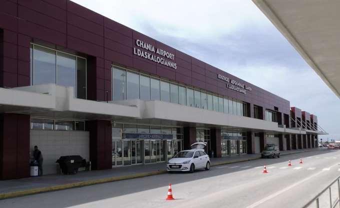 Τέλος συναγερμού στο αεροδρόμιο Χανίων