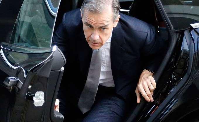 Carney (BoE): Καλά προετοιμασμένες οι τράπεζες για το ενδεχόμενο άτακτου Brexit