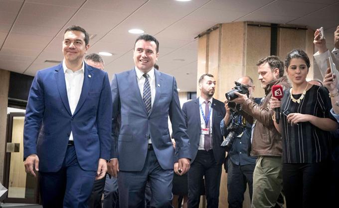Είναι βέβαιο ότι θα επικυρωθεί η συμφωνία Αθηνών-Σκοπίων;