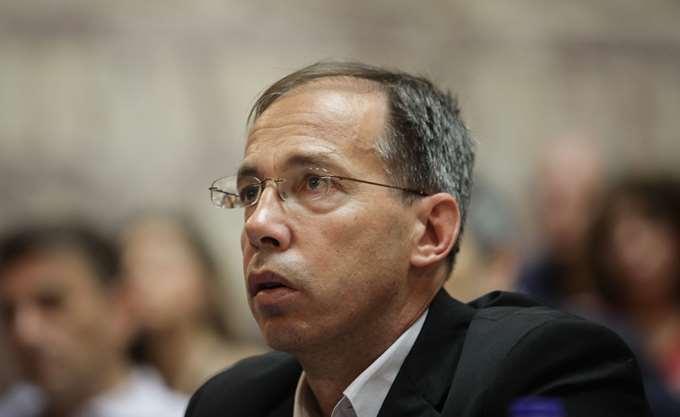 Βουλή: Ο Γ. Μαυρωτάς, από το Ποτάμι, εξελέγη Ζ' αντιπρόεδρος της Βουλής