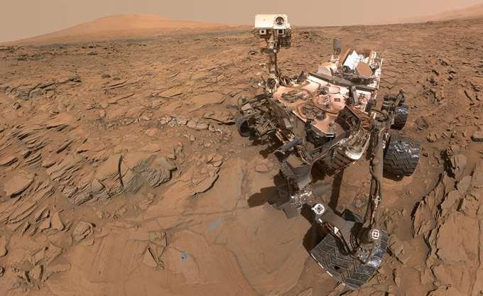 NASA: Αυξάνονται οι πιθανότητες για ύπαρξη ζωής στον Άρη