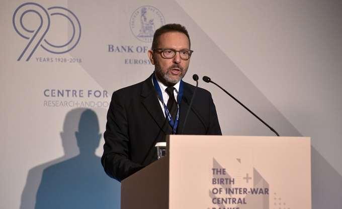 Ο Γ. Στουρνάρας κεντρικός ομιλητής στο 12th Insurance Conference