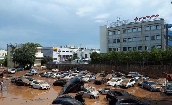 Σύγκρουση Δούρου - Πατούλη για τις ζημιές από την καταιγίδα