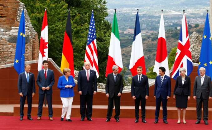 Oμάδα που θα μελετάει τη συμπεριφορά της Ρωσίας θα συστήσει η G7
