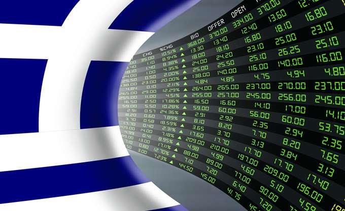 Πιέσεις στο Χρηματιστήριο από το -4% των τραπεζών