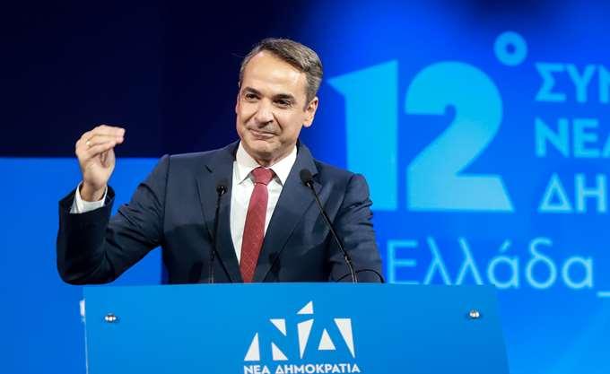 Ο Κ. Μητσοτάκης ανοίγει τις πόρτες της ΝΔ σε όλους τους πολίτες