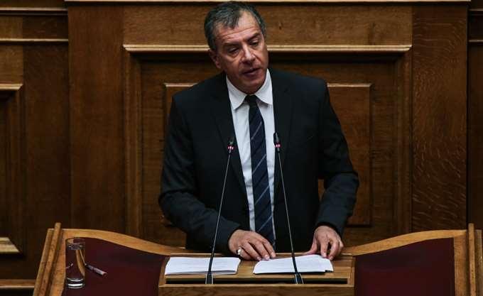 Στ. Θεοδωράκης: Ο ΣΥΡΙΖΑ δεν καταδικάζει απόλυτα και κάθετα τις επιθέσεις του Ρουβίκωνα