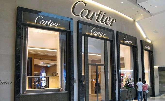 Μικρή αύξηση των κερδών της μητρικής της Cartier