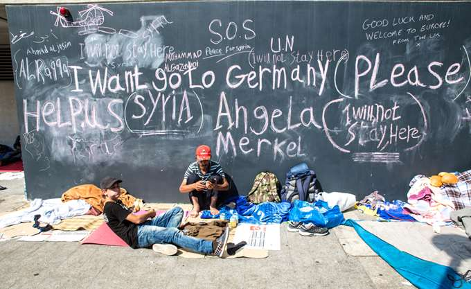 Γερμανία: Στα 78 δισ. ευρώ οι δαπάνες για τη μετανάστευση ως το 2022