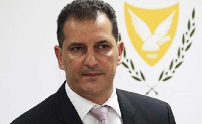 Λακκοτρύπης σε Σταθάκη: Βοηθήστε μας να βγάλουμε την Κύπρο από την ενεργειακή απομόνωση