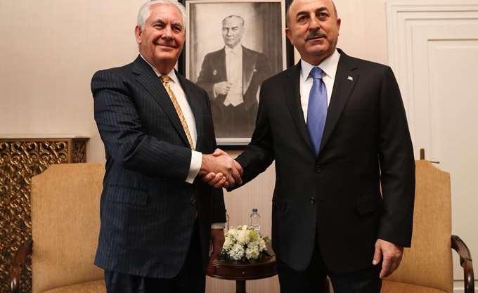 Τσαβούσογλου: Κοντά σε σημείο κατάρρευσης οι σχέσεις Τουρκίας-ΗΠΑ