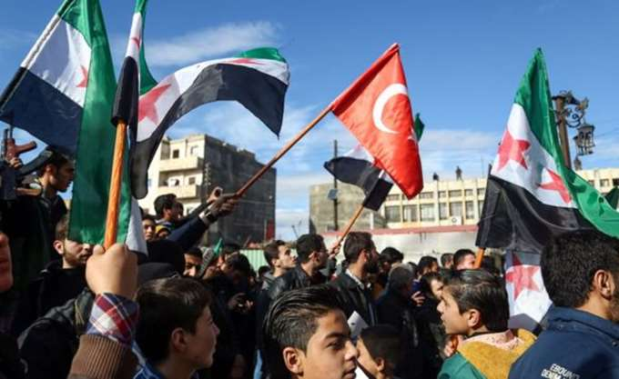 Γαλλία: Διαδηλώσεις Κούρδων κατά του Erdogan για το Αφρίν