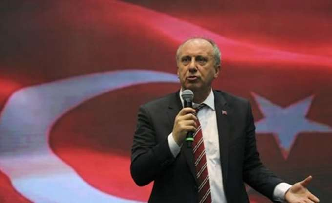 Μ. Ιντζέ: Ερντογάν, ας αναμετρηθούμε σαν άντρες