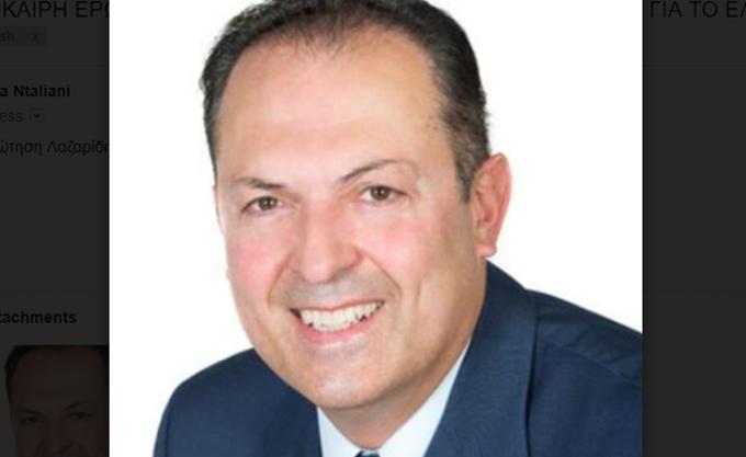 Γ. Λαζαρίδης: Ο Ιβάν Σαββίδης δεν είναι πιστολέρο
