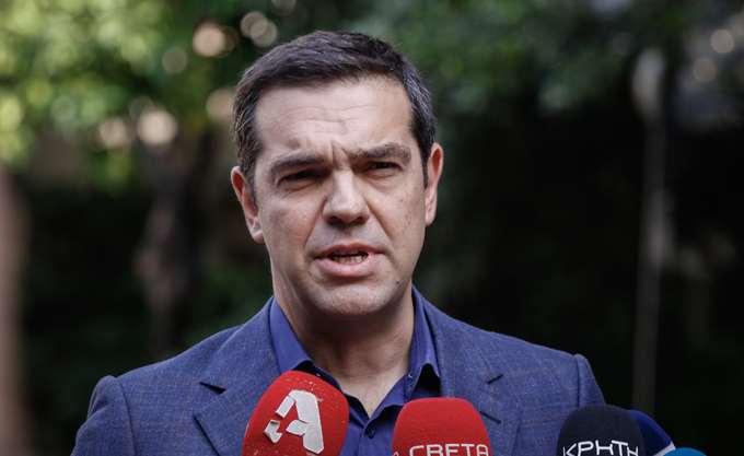 Αλ Τσίπρας: Πολύ σημαντικός τομέας στις ελληνορωσικές σχέσεις η ενεργειακή συνεργασία
