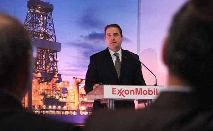 Exxon Mobil: Οι τουρκικές απειλές δεν μας απομακρύνουν από τον στόχο μας στην Κύπρο