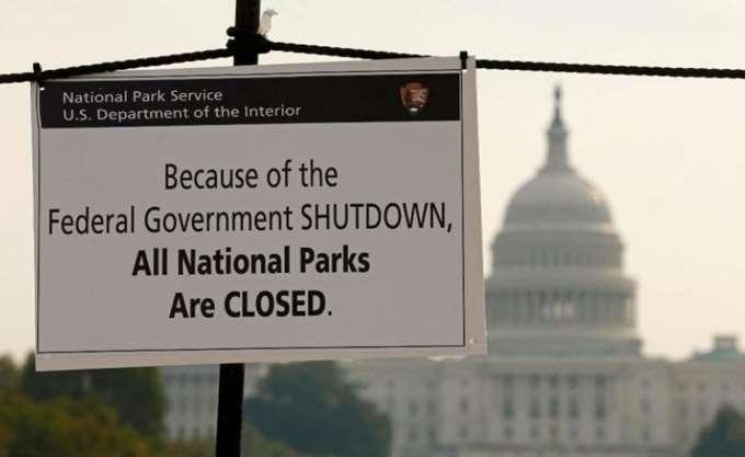 """ΗΠΑ: Το """"shutdown"""" εισέρχεται στην τρίτη του εβδομάδα"""
