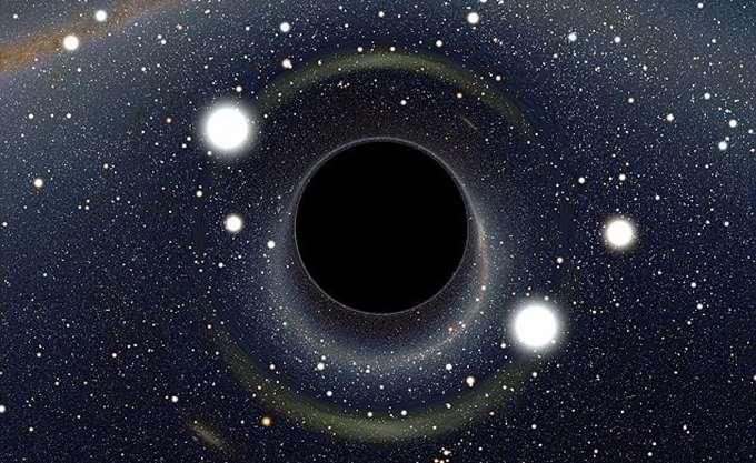 Βρέθηκε η... πιο αχόρταγη μαύρη τρύπα στο σύμπαν