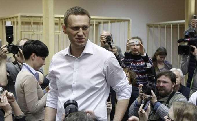 Ρωσία: Αποφυλακίσθηκε ο αντιφρονών Αλεξέι Ναβάλνι