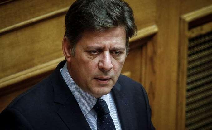 Στον δυτικό τομέα της Β' Αθηνών θα είναι υποψήφιος με τη ΝΔ ο Μιλτιάδης Βαρβιτσιώτης