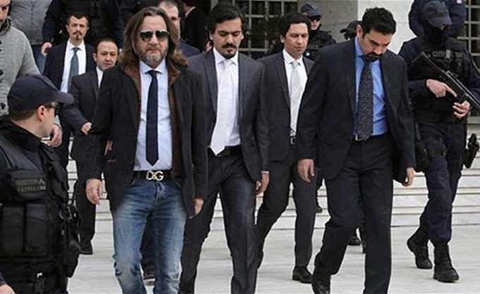 Αποφυλακίζονται τον Μάιο οι 8 Τούρκοι αξιωματικοί