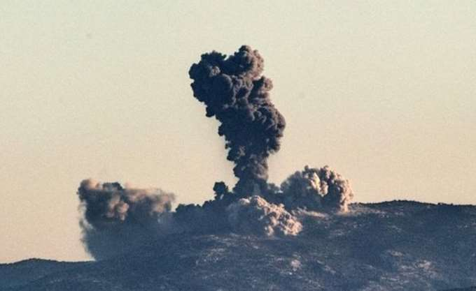 Συρία: Τουλάχιστον 11 άμαχοι, μεταξύ αυτών 5 παιδιά, σκοτώθηκαν στις τουρκικές επιδρομές στην Αφρίν