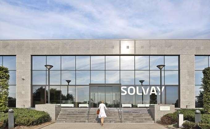 Αυξήθηκαν 1,7% τα καθαρά κέρδη της Solvay