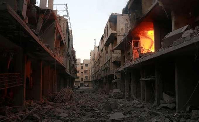 """Συρία: """"Πάνω από 900 άμαχοι νεκροί"""" στην ανατολική Γούτα"""