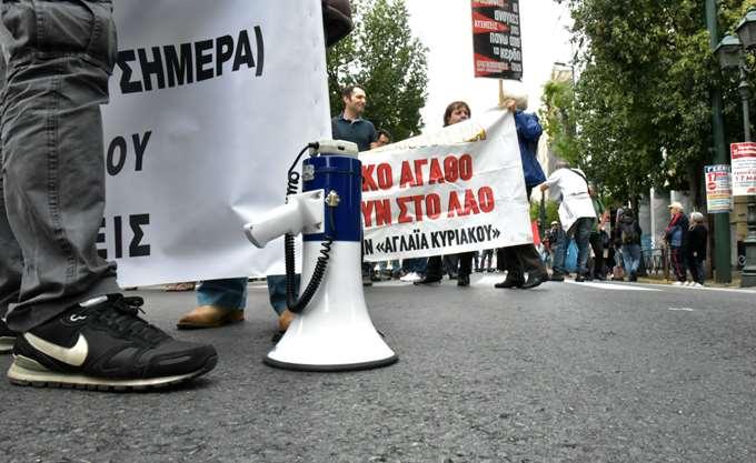 Απεργιακές κινητοποιήσεις στα μέσα μαζικής μεταφοράς,  για την ψήφιση του πολυνομοσχεδίου