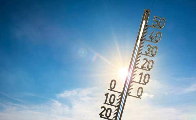 Έως τους 32 βαθμούς ο υδράργυρος σήμερα, συνοδεία αφρικανικής σκόνης