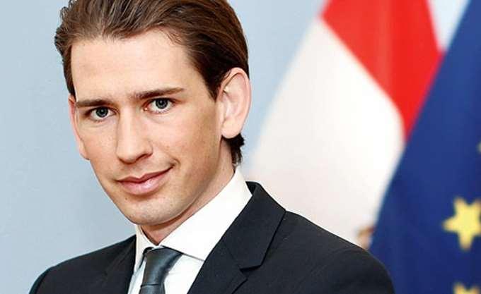 """""""Κατανόηση"""" για την επίθεση εναντίον της Συρίας εκφράζει ο Αυστριακός καγκελάριος"""