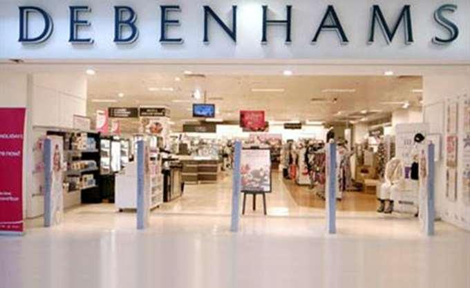 Debenhams: Αρνητική προειδοποίηση για τα προ φόρων κέρδη