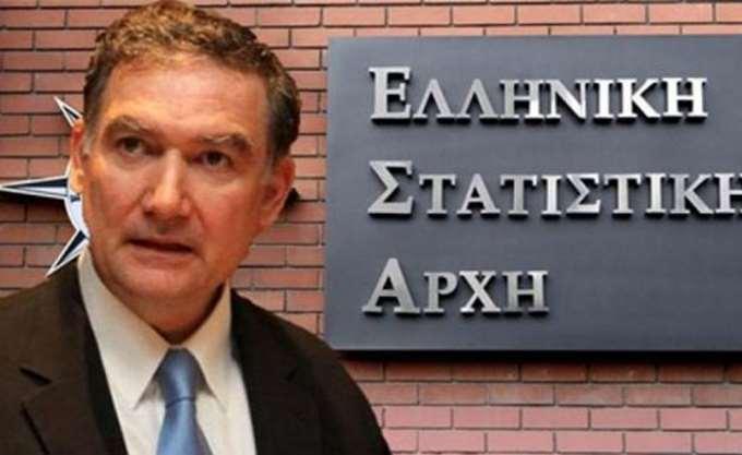 Εισαγγελέας Εφετών: Για τρίτη φορά (!!) παραπέμπεται σε δίκη ο Α. Γεωργίου της ΕΛΣΤΑΤ