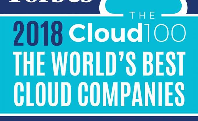 H λίστα με τις 100 κορυφαίες εταιρείες Cloud για το 2018