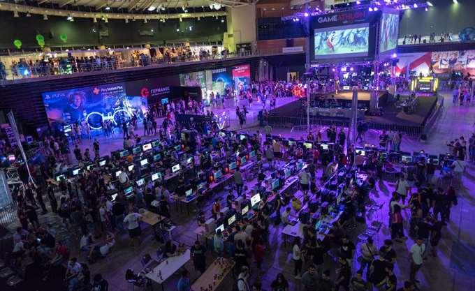 GameAthlon: 12.000 επισκέπτες στο μεγαλύτερο Gaming event του καλοκαιριού