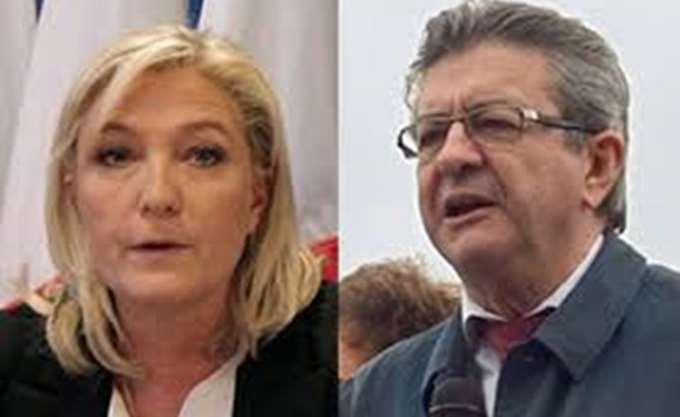 Γαλλία: Λεπέν και Μελανσόν ζητούν πρόωρες εκλογές