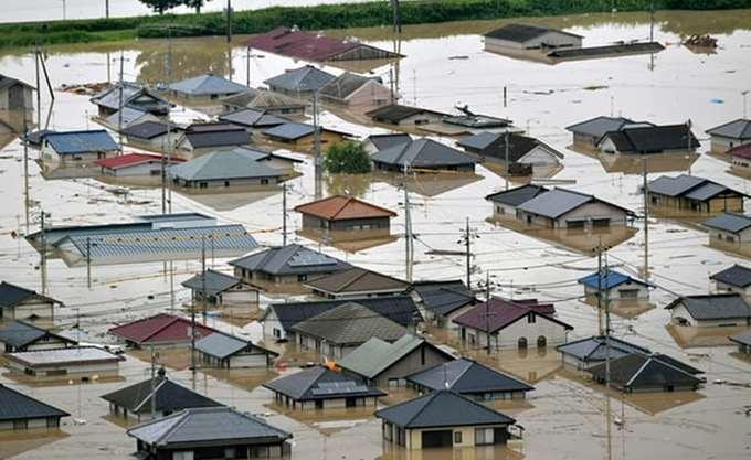 Ιαπωνία: Τουλάχιστον 81 νεκροί από τις βροχοπτώσεις