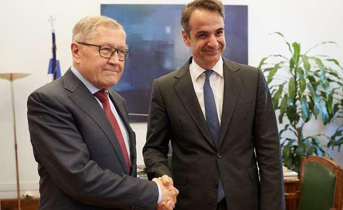 Κ. Μητσοτάκης: Η λύση στο χρέος πρέπει να επιτευχθεί στο επικείμενο Eurogroup
