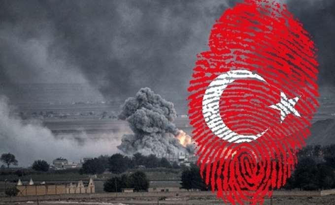 Νέα πλήγματα του τουρκικού στρατού εναντίον στόχων των Κούρδων στη Συρία