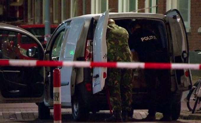Ολλανδία: Άνδρας συνελήφθη κατόπιν απόπειρας εμπρησμού στο τουρκικό προξενείο στο Άμστερνταμ