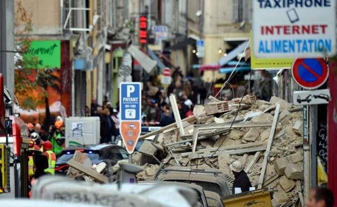 Γαλλία: Το πέμπτο θύμα ανασύρθηκε από τα ερείπια των κτιρίων που κατέρρευσαν στην Μασσαλία