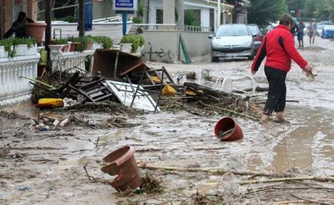 Σημαντική αύξηση των ζημιών σε υποδομές λόγω των ακραίων κλιματικών συνθηκών