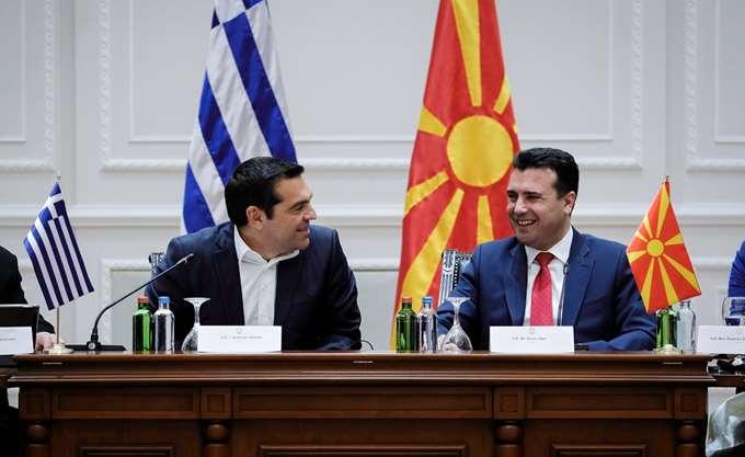Τσίπρας - Ζάεφ: Συνάντηση με μενού την Οικονομία