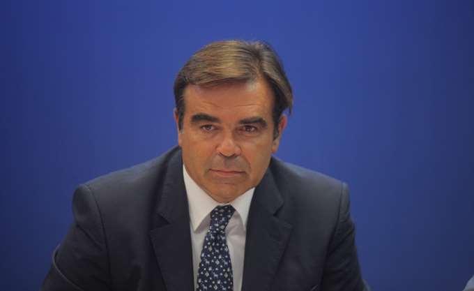 Μ. Σχοινάς: Η Ελλάδα υπερέβη για τρίτη χρονιά τους δημοσιονομικούς της στόχους