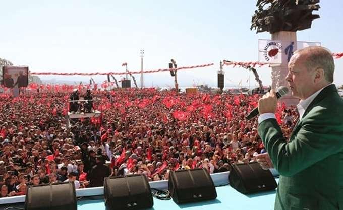 Τουρκία: Απέρριψε η εκλογική επιτροπή προσφυγή του κόμματος του Ερντογάν