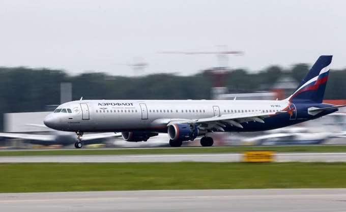 Τερματίστηκε απόπειρα αεροπειρατείας σε αεροσκάφος της Aeroflot
