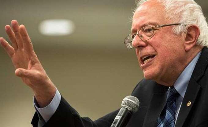 Το ενδεχόμενο διεκδίκησης του προεδρικού χρίσματος των Δημοκρατικών για τις εκλογές του 2020 εξετάζει ο Σάντερς