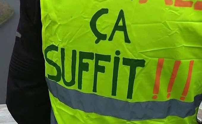 """Γαλλία: Τα """"κίτρινα γιλέκα"""" κατεβαίνουν στους δρόμους για ένατο Σάββατο κινητοποιήσεων"""