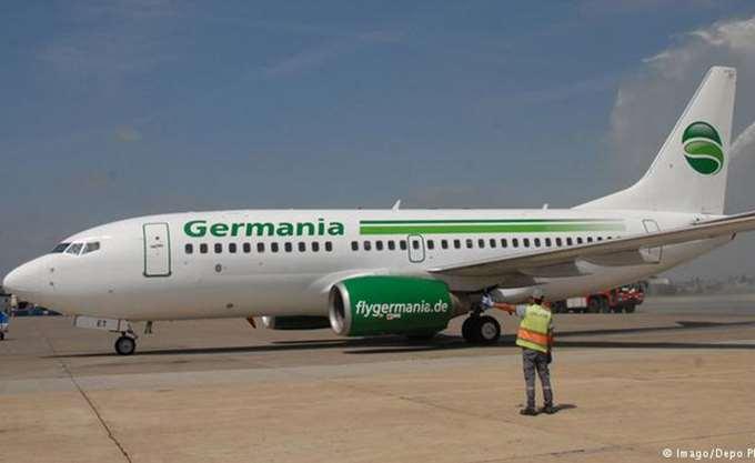 Κήρυξε πτώχευση η αεροπορική χαμηλού κόστους Germania