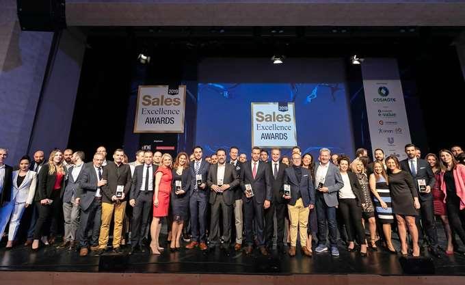 697ad2667ed Όμιλος ΟΤΕ: Πρωταγωνιστής στα Sales Excellence Awards 2019 με 21 βραβεία